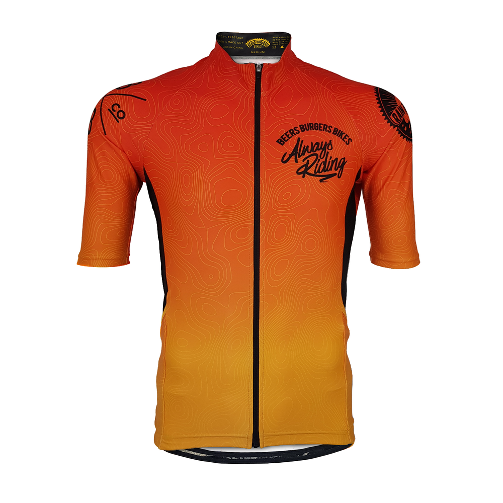 Image of Always Riding Hydro Jersey