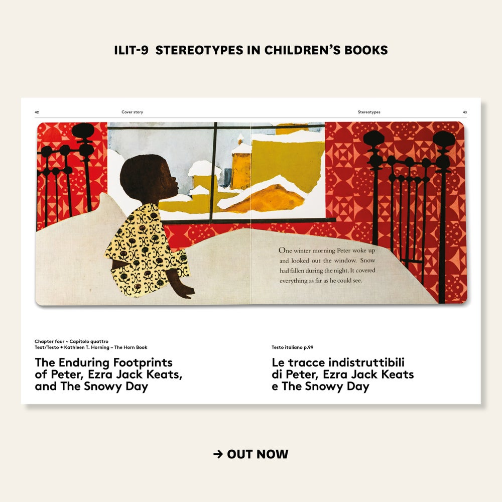 Image of ILIT-9 <br> - <br> Stereotypes in children's books