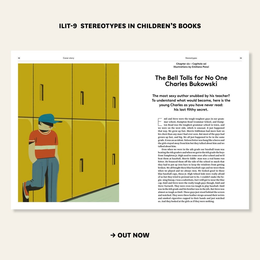 ILIT-9 <br> - <br> Stereotypes in children's books