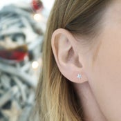 Image of Stella - Sterling Silver Star Studs