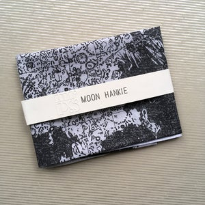 Image of Moon Hankie