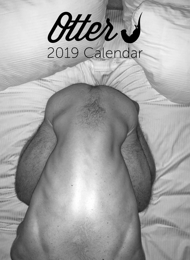 Image of 2019 Otterj Weekly Calendar