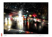 Image of 'Street Lights' Pittsburgh - Limited edition print