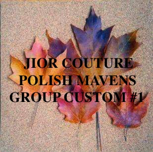 Image of Jior Couture Polish Mavens Group Custom 1