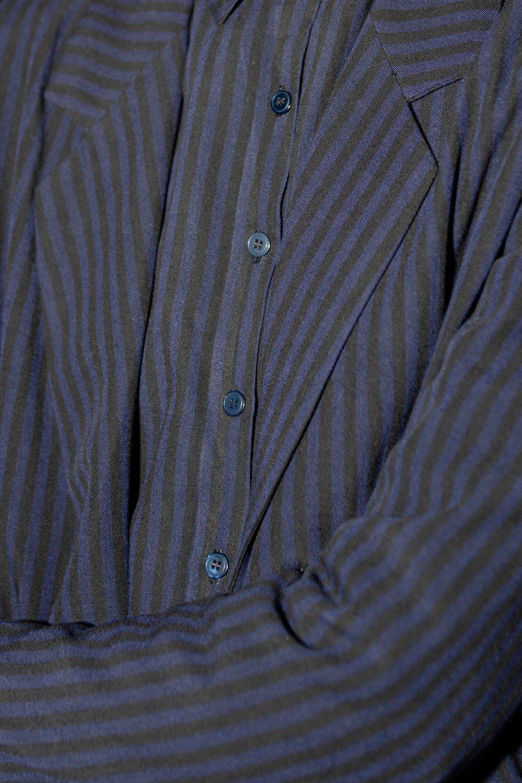 Image of Blazer ANDREE rayé bleu/noir 189€ - 50%