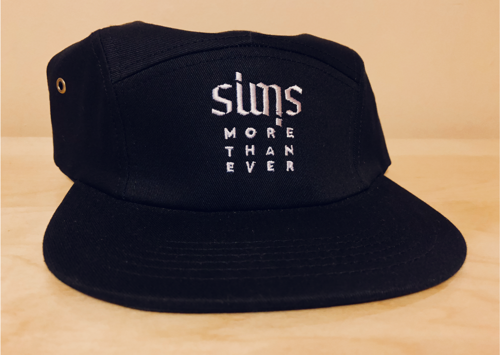 "Image of Sims ""More Than Ever"" 5-Panel Hat"