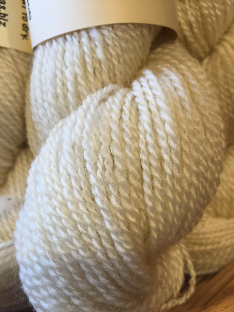 Image of 100% Romney Wool Yarn