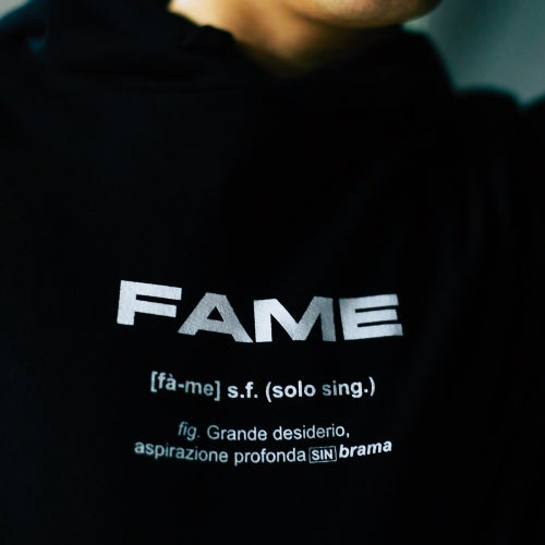 Image of FELPA 'FAME' (BLACK)