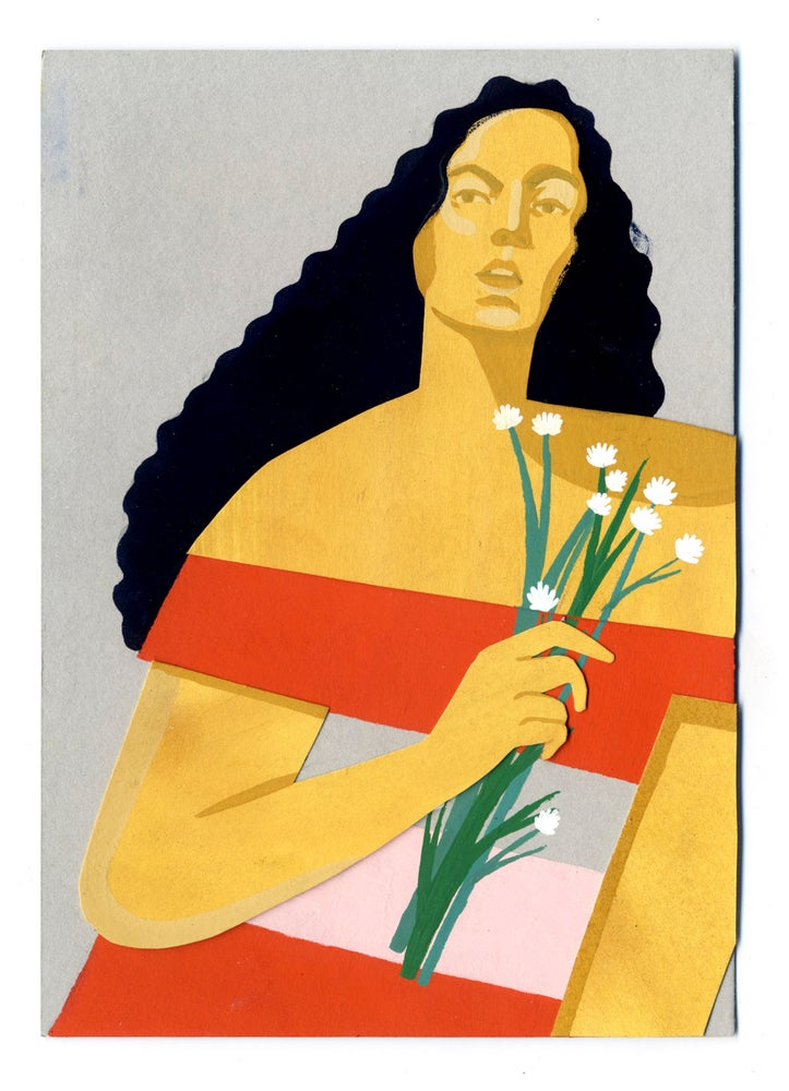 Image of 'Ulla' painting