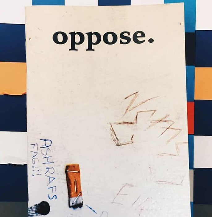 Image of Oppose Two