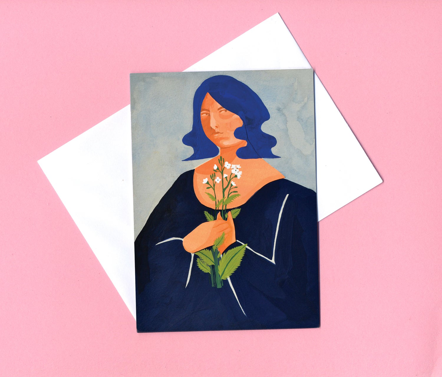 Image of Charlotte greeting card