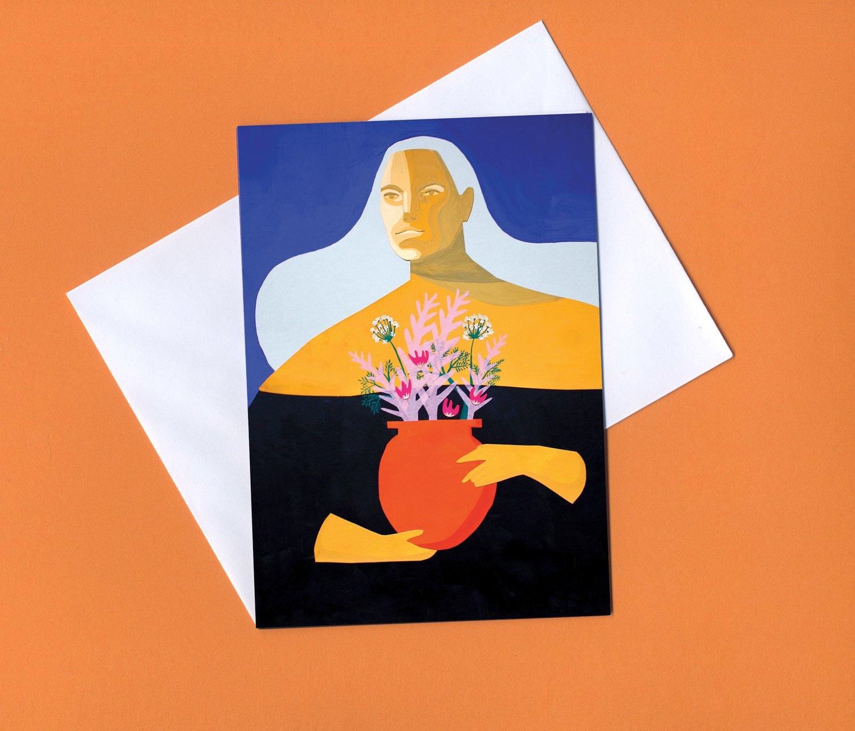 Image of Sophie greeting card