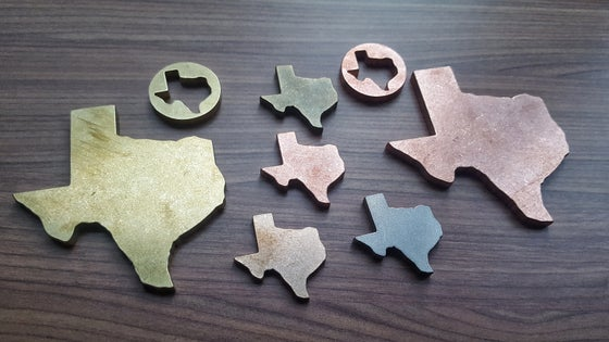 Image of Large Signature States: Brass & Copper