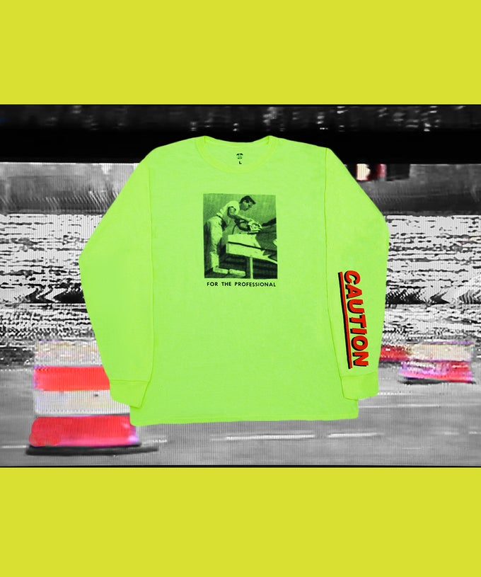 Image of Safety Longsleeve