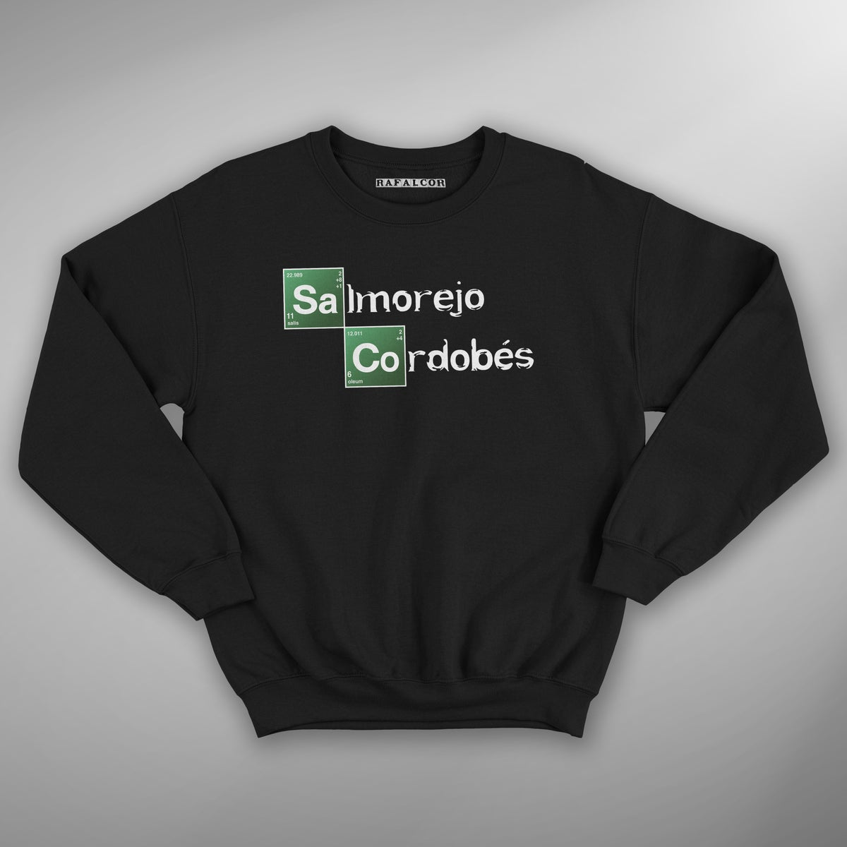 Image of BREAKING SALMOREJO - Sudadera