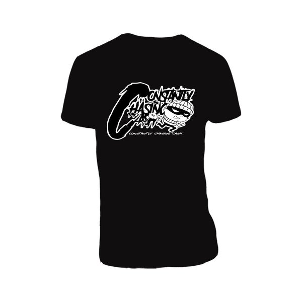 Image of CCC Short-Sleeve T-Shirt BLK