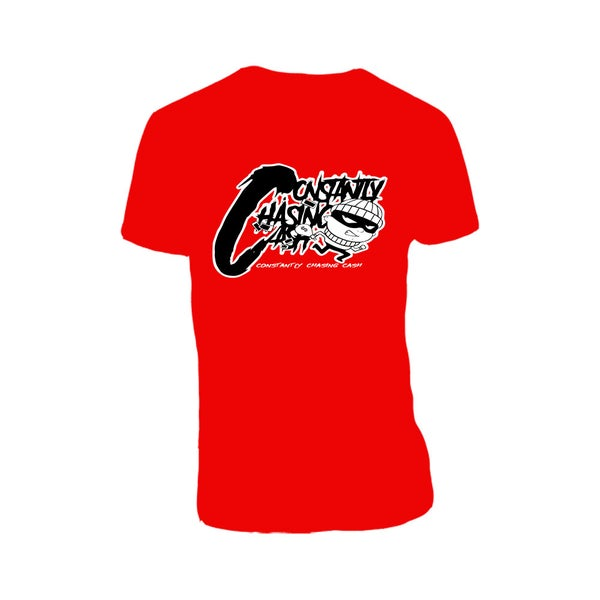 Image of CCC Short-Sleeve T-Shirt RED