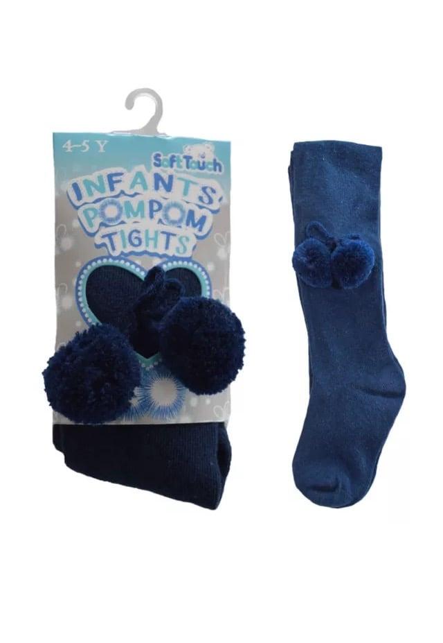 Image of Soft Pom Pom tights