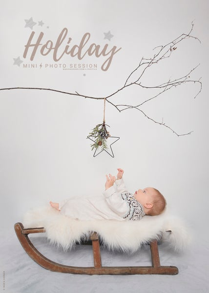 Image of Twinkle Little Star Mini Session Deposit