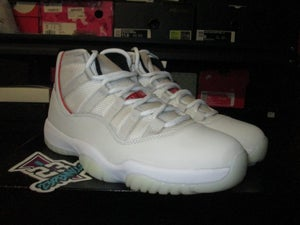 "Image of Air Jordan XI (11) Retro ""Platinum Tint"""