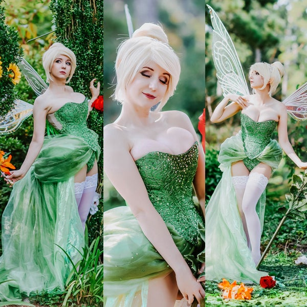 Image of *NEW* TinkerBell Trio 11x17 (3 Prints)