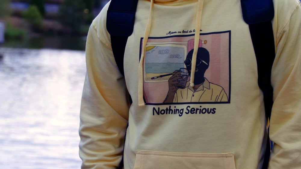 Image of French Goon hoodie