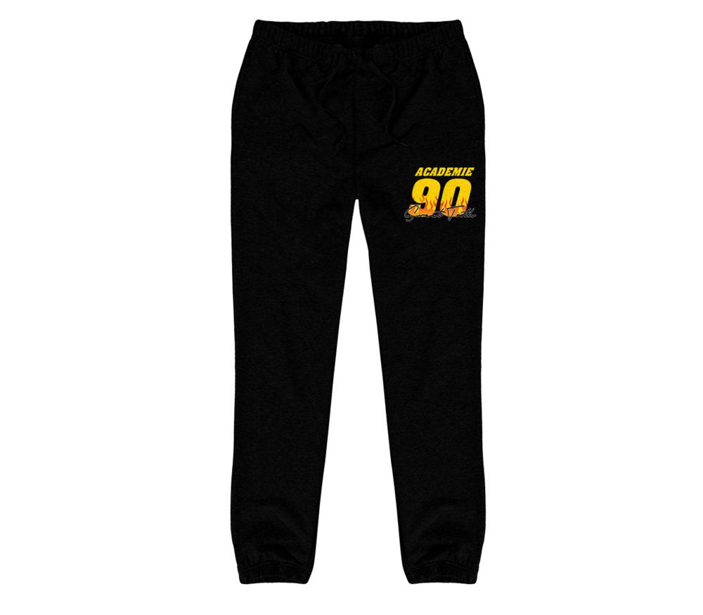 Image of RACE TO YOUR DESTINY SWEATPANT'S BLACK