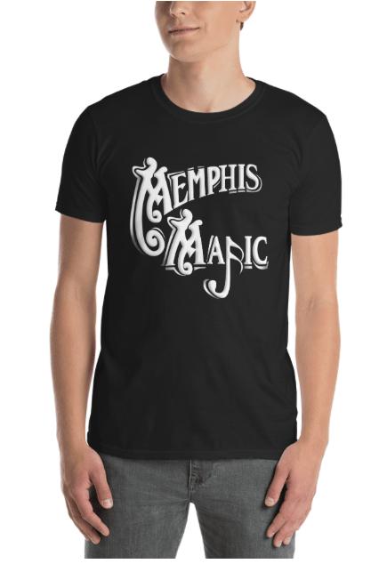 Image of Memphis Majic tee shirt (original)
