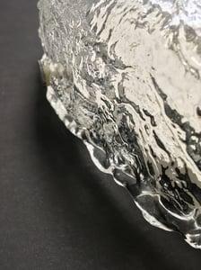 Image of Large Textured Glass Flush Mount by Kaiser Leuchten