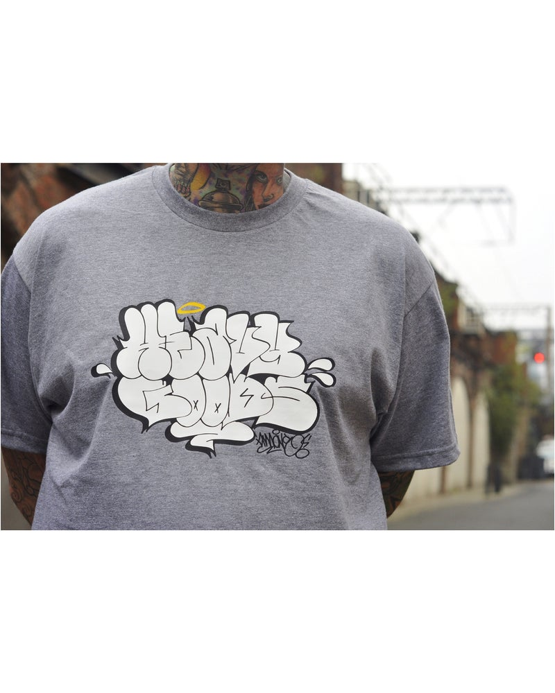 Image of Heavy Goods x AMone Tshirt