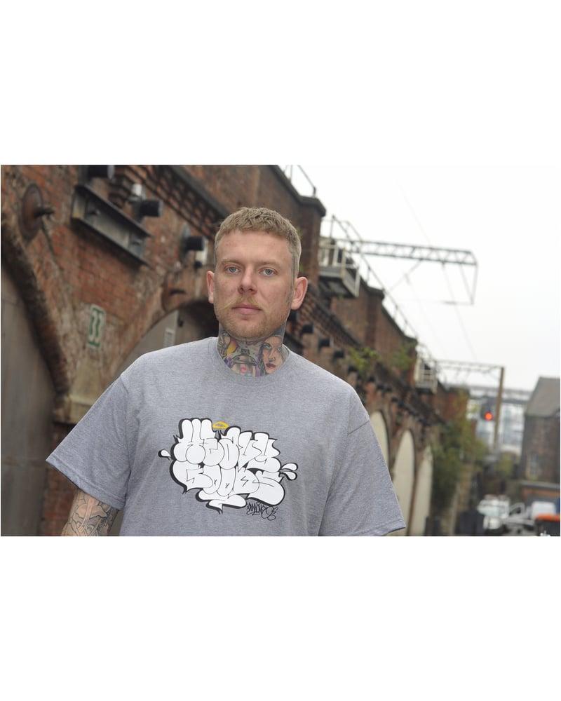Image of Heavy Goods x AMone Tshirt
