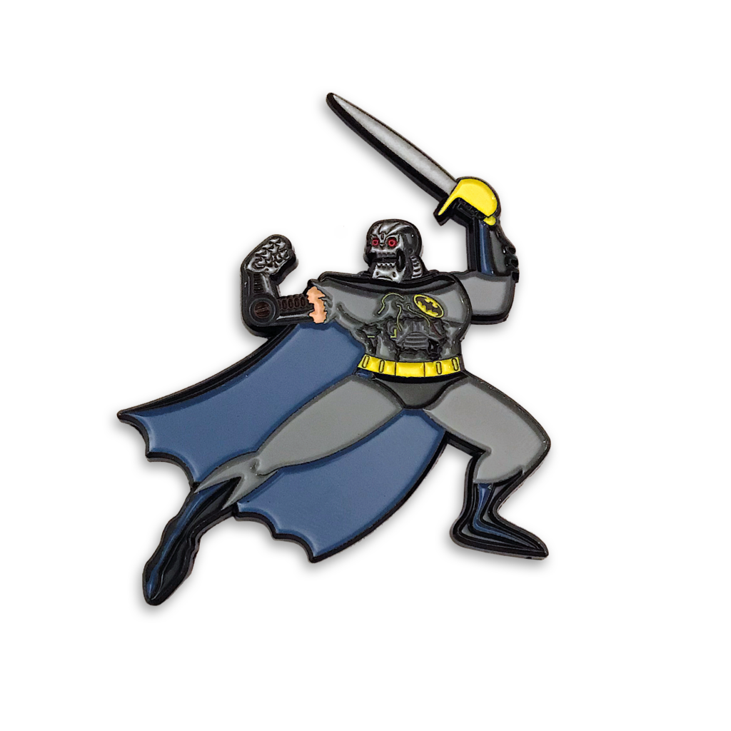 Image of H.A.R.D.A.C. Batman