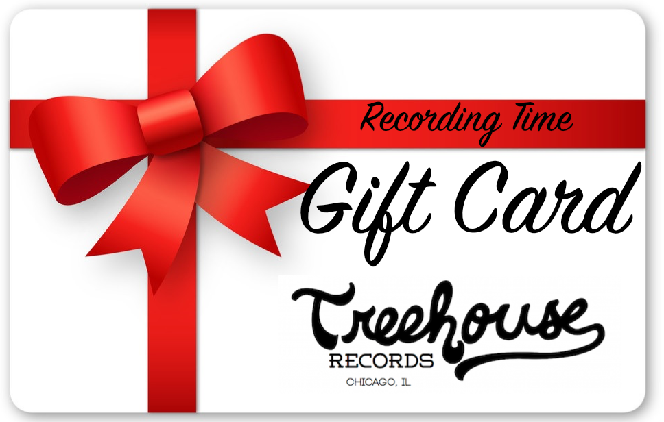 Image of Treehouse Records Gift Certificate