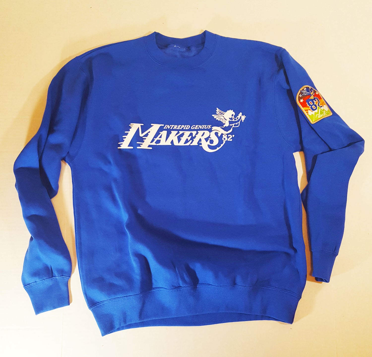 Image of The Makers League Crewneck