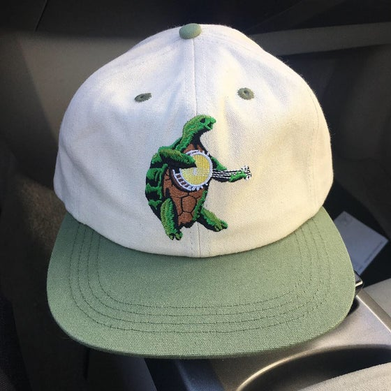 Image of Terrapin 100% Natural Hemp Snapback Hat! -  38!! Pre- 75e8eeb9f957