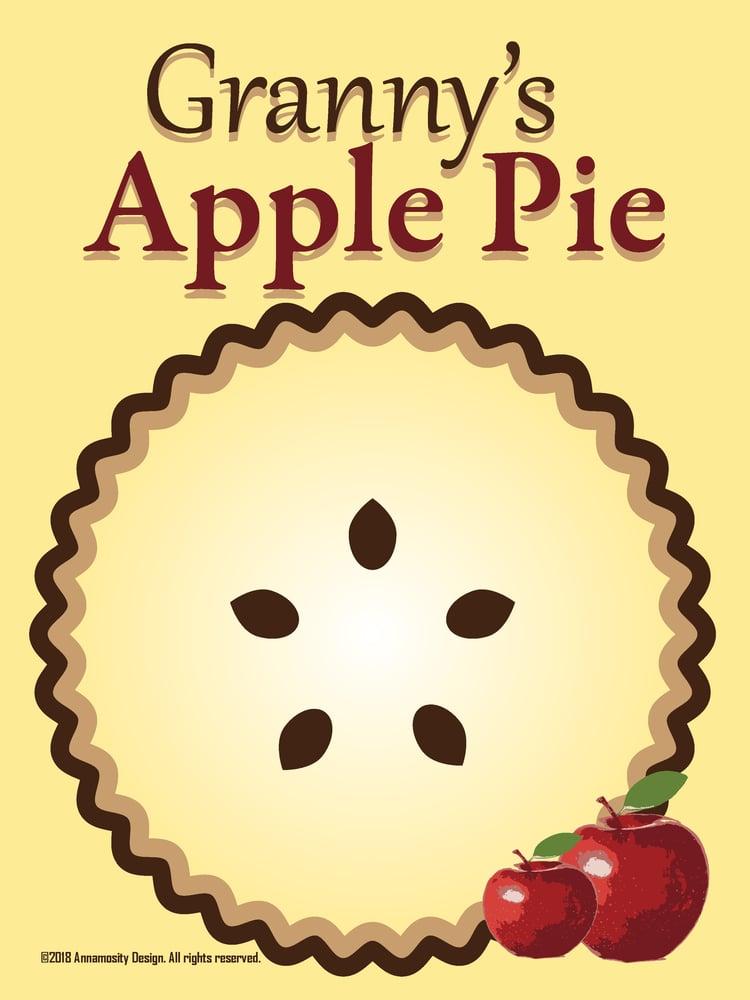 Image of Granny's Apple Pie