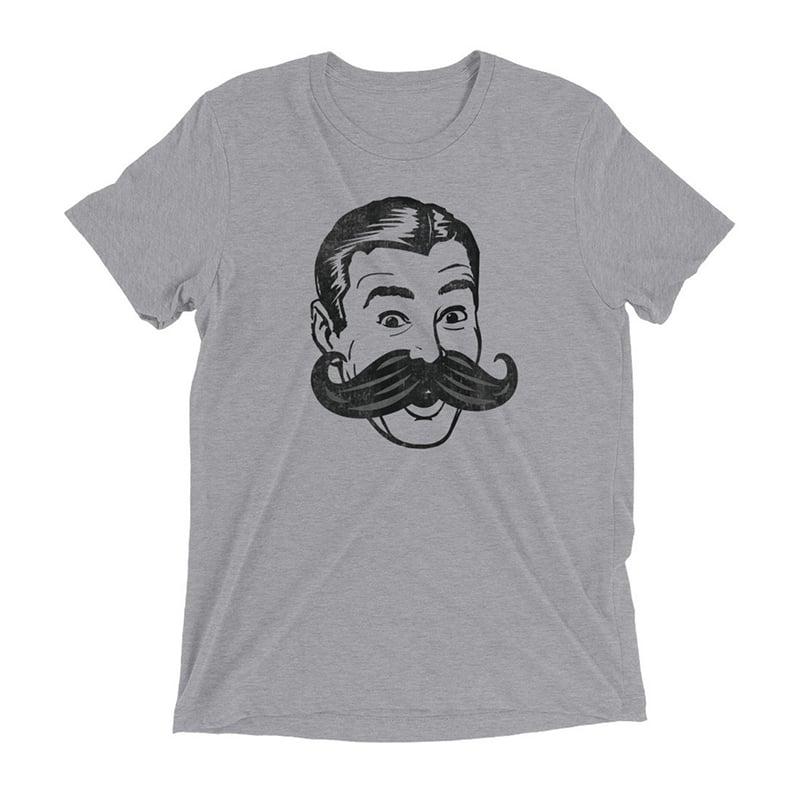 Image of Moustache Shirt