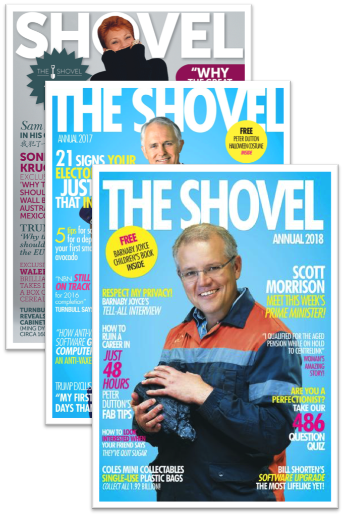 Image of Shovel Annual Collector's Bundle