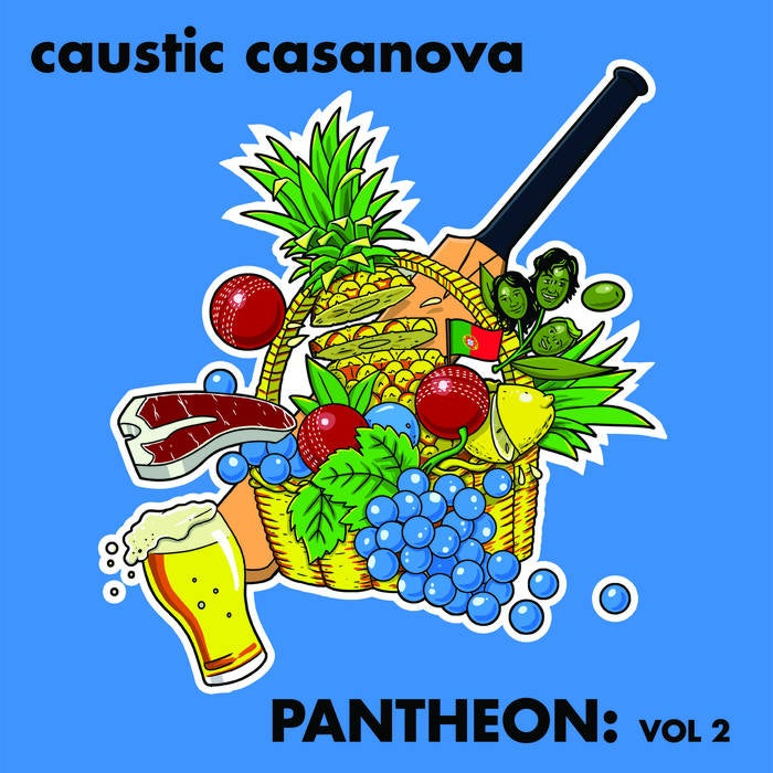 Image of Pantheon: Vol. 2 Seven Inch Record