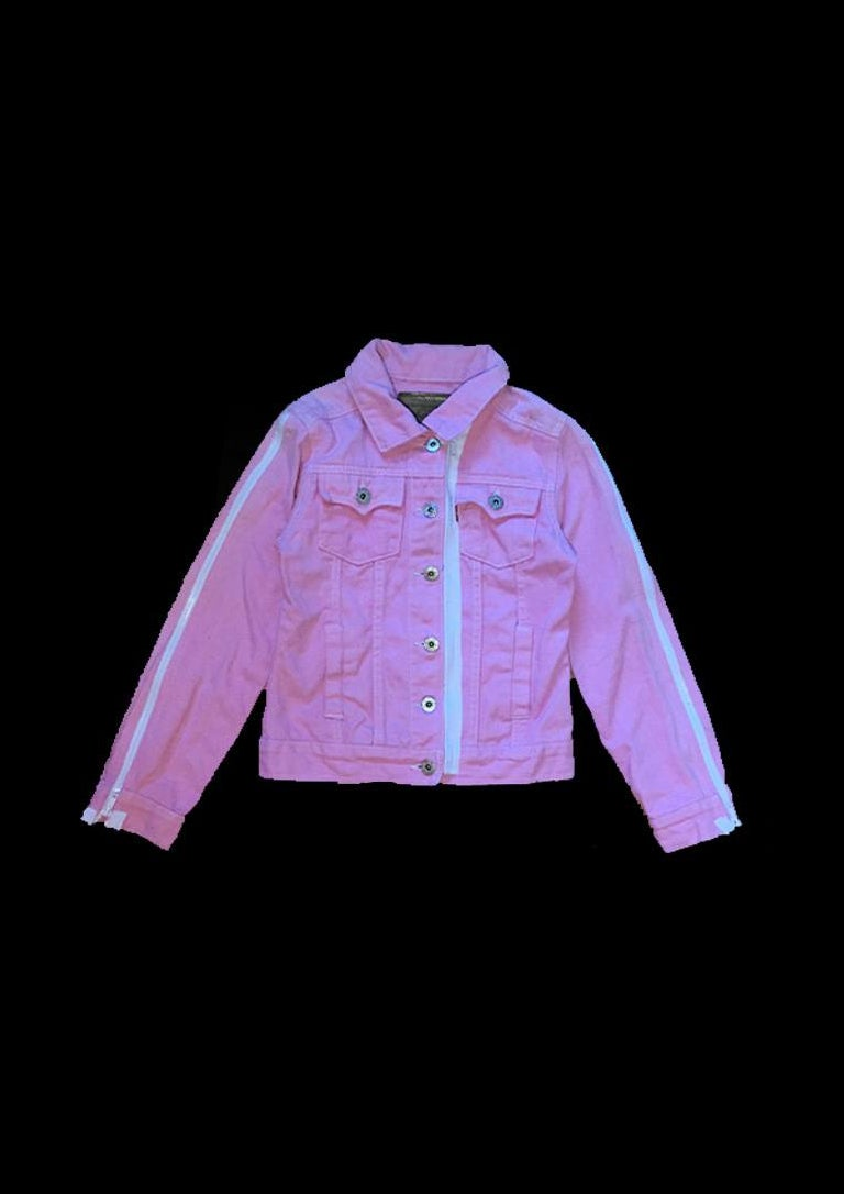 Image of CANDY DENIM JACKET