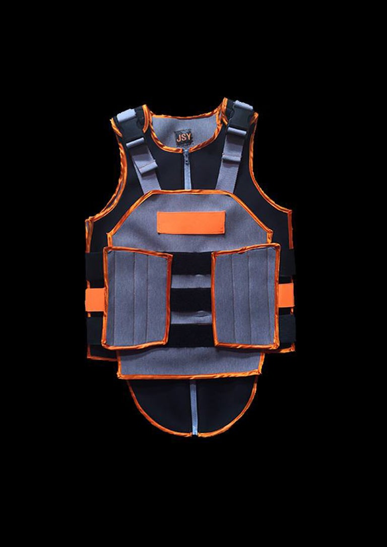 Image of ORANGE BULLETPROOF VEST
