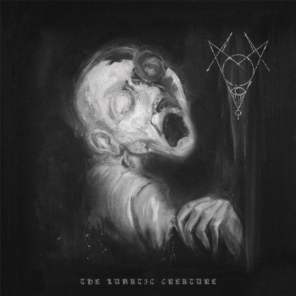 "Image of AYYUR ""the lunatic creature"" CD"