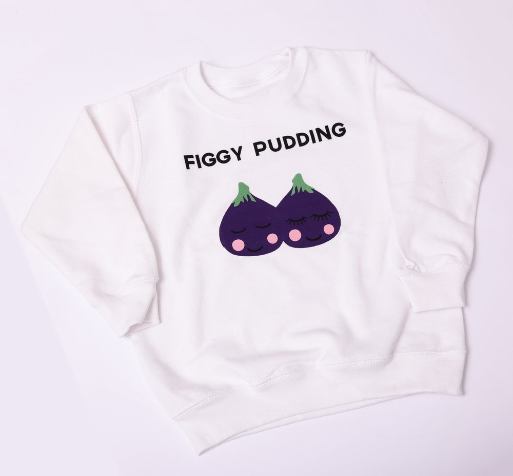 Image of Figgy Pudding Jumper/Tee