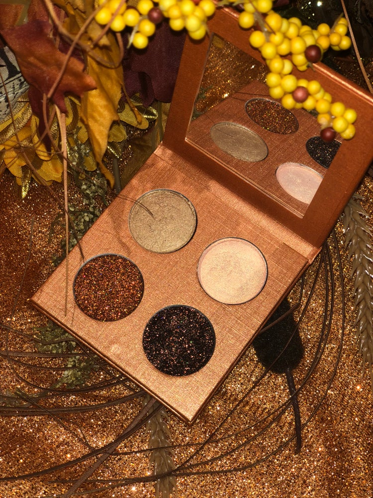 Image of Autumn Spice Palette