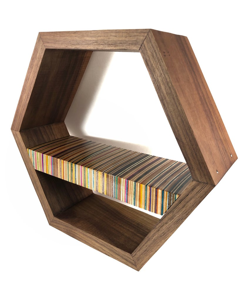 Image of Hex-Shelf