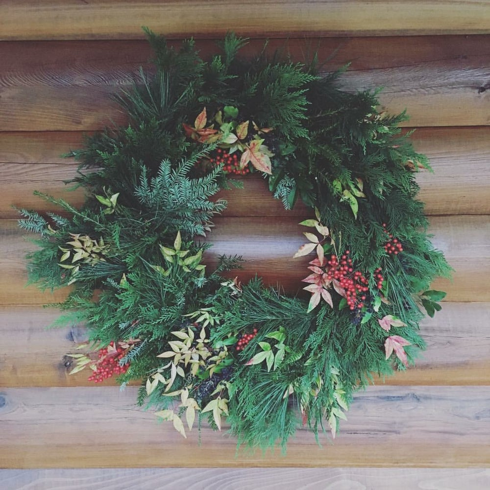 Image of Large Mixed Wreath