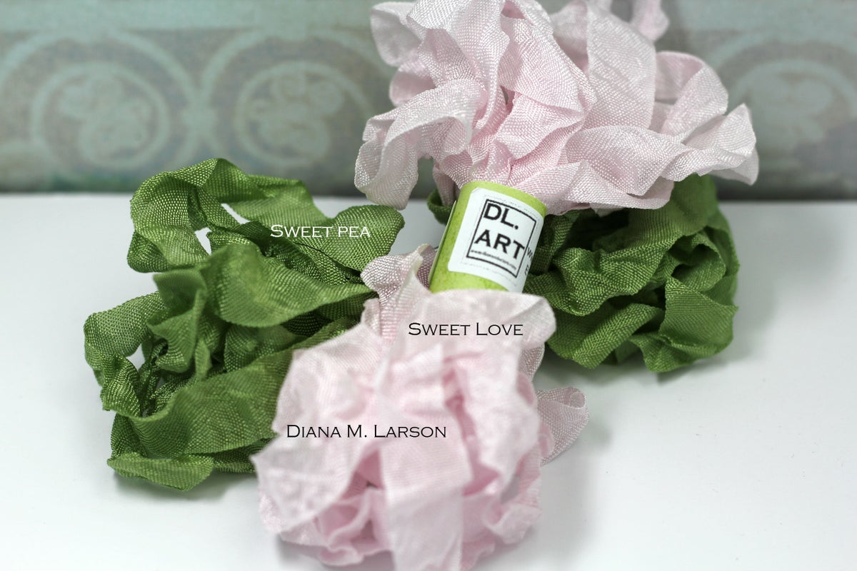 Image of The sweet Bundle, crinkle ribbon
