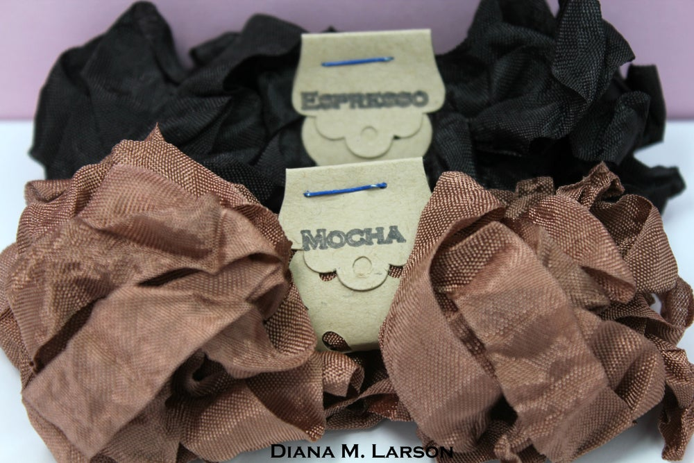 Image of Coffee House Bundle 2, Crinkle Ribbon