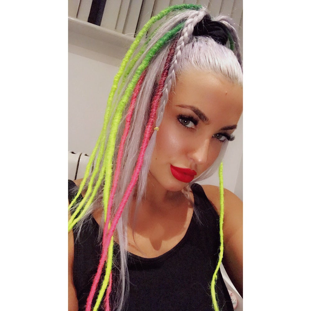 Image of BratDoll Dreadz (10 colours available)