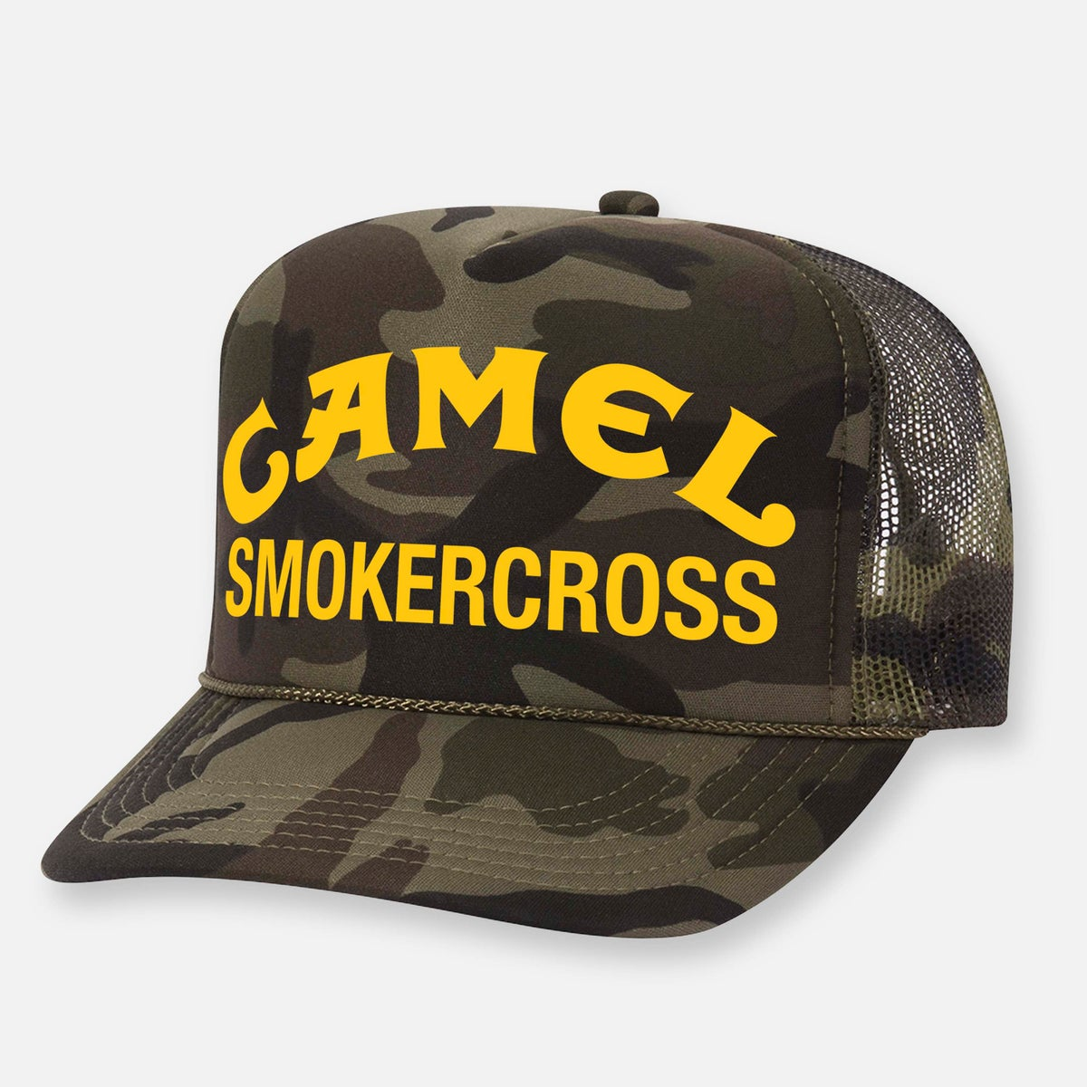 Image of CAMO TRUCKER HAT COLLECTION